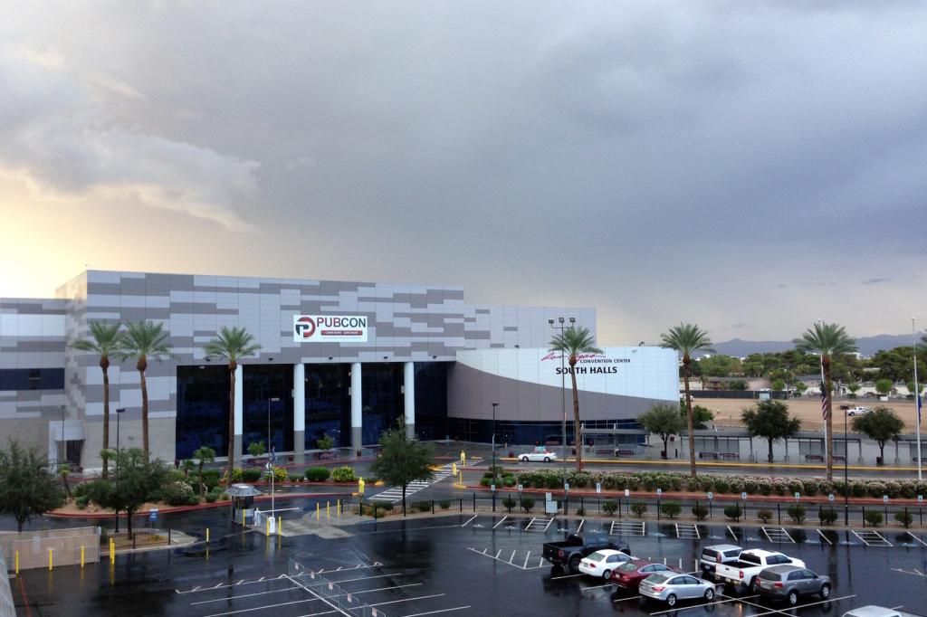 Pubcon 2015 in Las Vegas